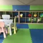 Domki letniskowe Palm Rogowo sala zabaw dla dizeci
