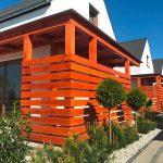 Osrodek domkow letniskowych Palm Rogowo przykladowy domek